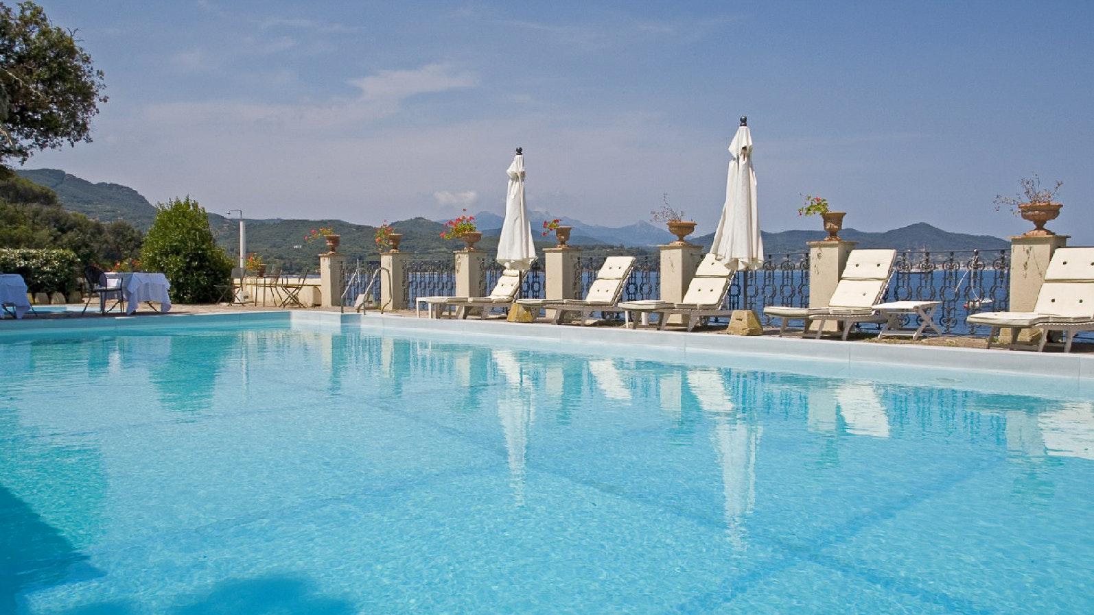 Hotel Villa Ottone - Hotel Portoferraio - Elba